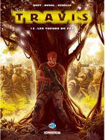 Couverture Les Tueurs de fer - Travis, tome 12