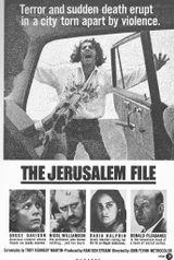 Affiche The Jerusalem File