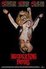 Affiche Bloodsucking Freaks