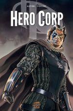 Couverture Chroniques, partie II - Hero Corp, tome 3