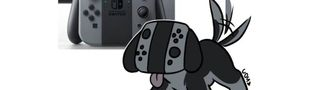 Cover Je joue donc je switch