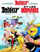 Couverture Astérix et les Normands - Astérix, tome 9