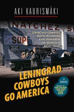 Affiche Leningrad Cowboys Go America