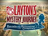 Jaquette Layton's Mystery Journey : Katrielle and the Millionaire's Conspiracy