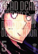 Couverture Dead Dead Demon's DeDeDeDe Destruction, tome 5