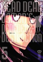 Couverture Dead Dead Demon's DeDeDeDe Destruction, tome 5