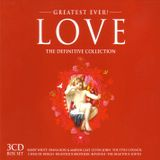 Pochette Greatest Ever! Love: The Definitive Collection