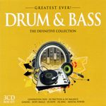 Pochette Greatest Ever! Drum & Bass: The Definitive Collection