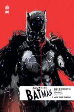 Couverture Mon Pire Ennemi - All Star Batman, tome 1