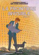 Couverture La Frontière invisible : 1ère Partie - Les Cités obscures, tome 8