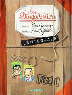 Couverture Les Dingodossiers, l'intégrale