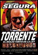 Affiche Torrente, le bras gauche de la loi
