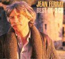 Pochette Best of Jean Ferrat 3CD