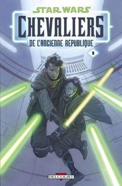 Couverture Il y a bien longtemps... - Star Wars : Chevaliers de l'Ancienne République, tome 1