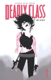Couverture Die for Me - Deadly Class, tome 4