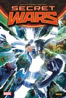 Couverture Secret Wars (2015)