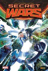 Couverture Secret Wars (2015)