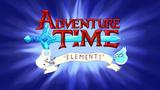 Affiche Adventure Time : Elements