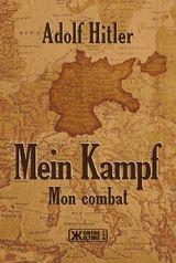 Couverture Mein Kampf - Mon combat