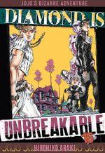 Couverture Diamond is Unbreakable, Vol.16 - Jojo's Bizarre Adventure (Saison 4), tome 44