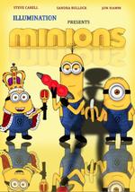 Affiche Les Minions : Mini-Film - La Compétition