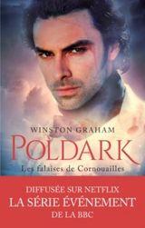 Couverture Les Falaises de Cornouailles - Poldark, tome 1