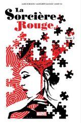 Couverture Le Tour du monde en magie - La Sorcière rouge, tome 2