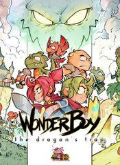 Jaquette Wonder Boy : The Dragon's Trap
