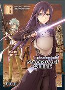 Couverture Sword Art Online: Phantom Bullet, tome 3