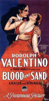 Affiche Arènes sanglantes