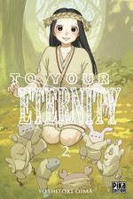 Couverture To Your Eternity, tome 2