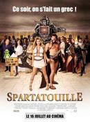 Affiche Spartatouille