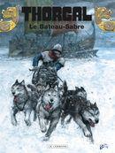 Couverture Le Bateau-Sabre - Thorgal, tome 33