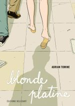 Couverture Blonde Platine