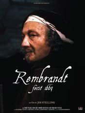 Affiche Rembrandt fecit 1669