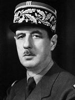 Photo Charles de Gaulle
