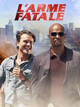 Image result for l'arme fatale série