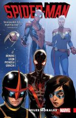 Couverture Spider-Man (2016), tome 2