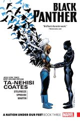 Couverture Black Panther: A Nation Under Our Feet, Vol. 3