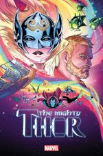 Couverture The Asgard/Shi'ar War - The Mighty Thor (2015), tome 3
