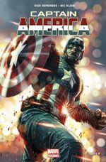 Couverture Clou de Fer - Captain America (2013), tome 4