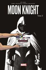 Réincarnations - Moon Knight (2017), tome 2 - James Stokoe