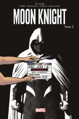 Couverture Incarnations - Moon Knight (2017), tome 2