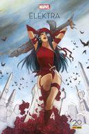 Couverture Elektra renaît à la vie