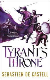 Couverture Tyrant's throne