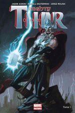 Couverture La Déesse du Tonnerre - Mighty Thor (Marvel Now), tome 1