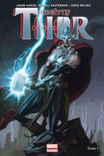 Couverture The Mighty Thor (Marvel Now), tome 1