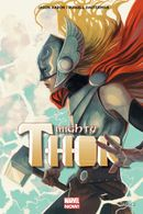 Couverture Qui détient le marteau ? - Mighty Thor (Marvel Now), tome 2