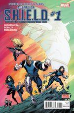 Couverture Agents of S.H.I.E.L.D. (2015 - 2016)