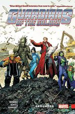 Couverture Guardians of the Galaxy (2015), tome 4